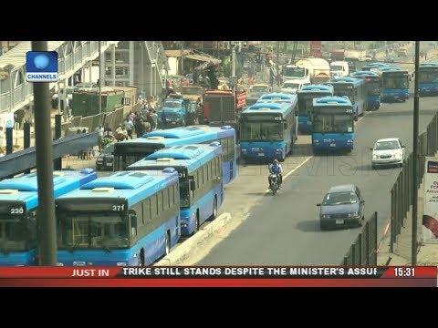 Lagos Set To Introduce 5,000 New Buses | Dateline Lagos |