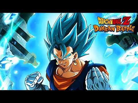 Dragon Ball Z Dokkan Battle - LR Vegito Blue OST (Extended)