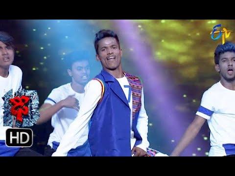 Bobby Performance   Dhee 10    6th June 2018   ETV Telugu