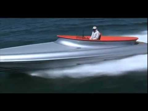 NZ Tenders Phillipe Stark Designed Rigid Inflatable Superyacht Tender