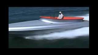 NZ Tenders Phillipe Stark Designed Rigid Inflatable Superyacht Tender