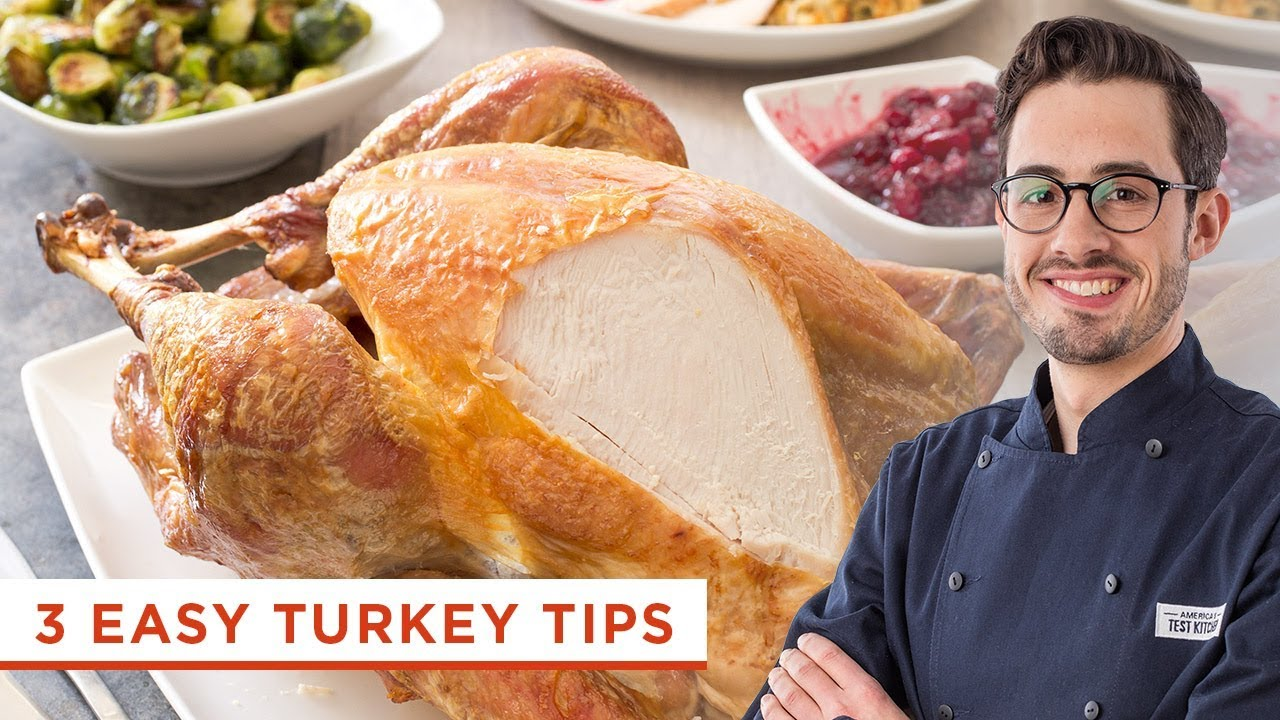America S Test Kitchen Thanksgiving Youtube