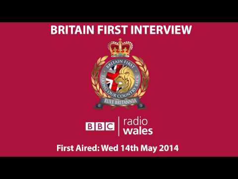 BBC Radio Wales Interview With Briain First