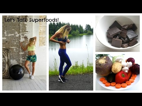Let's Talk About Superfoods; Uncommon Superfoods! AD | EmTalks