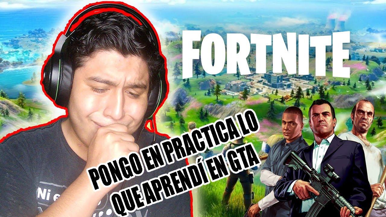 Mi primera vez jugando | Fortnite | Parte 1