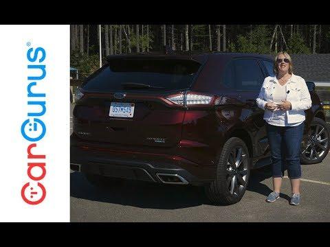 2017 Ford Edge | CarGurus Test Drive Review