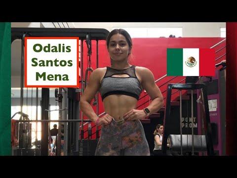 Odalis Santos Mena   Mexico