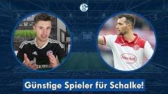 7 günstige Neuzugänge für Schalke! | THIELEs Schalker