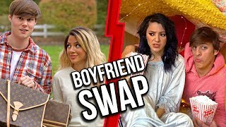 Opposite Twins Swap Boyfriends for a Weekend!