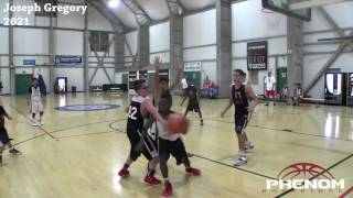 Joseph Gregory - Phenom America Camp 2016