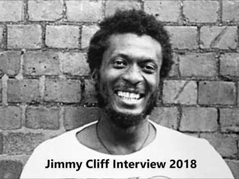 Jimmy Cliff Interview 2018