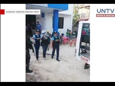 Police Supt. Nobleza, mahigit isang linggong hindi nagpakita sa trabaho