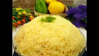 Французский салатик - Смотреть видео рецепты онлайн на youtube.
