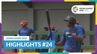 Asian Games 2018 Highlights #24