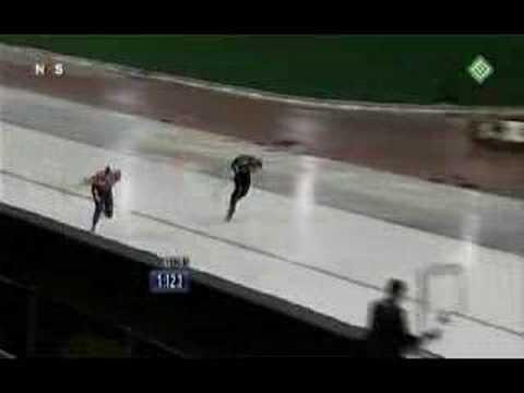 Erben Wennemars World Record 1500 meter Salt Lake City