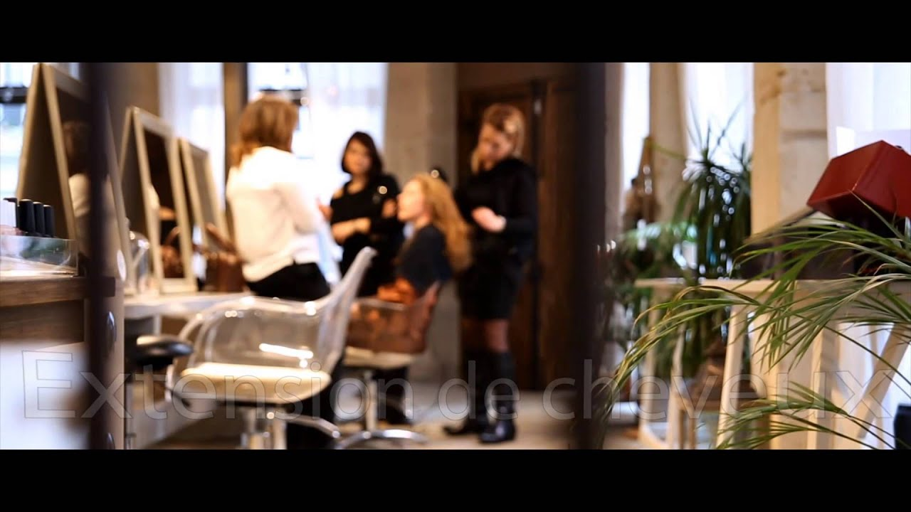 Jenny Et Paola Salon De Coiffure Paris 5 Me Youtube