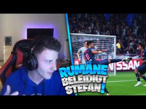 Rumäne BELEIDIGT STEFAN Im LIVESTREAM! 🤬🤔 | FeelFIFA Stefan STREAM HIGHLIGHTS