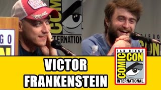 VICTOR FRANKENSTEIN Comic Con Panel