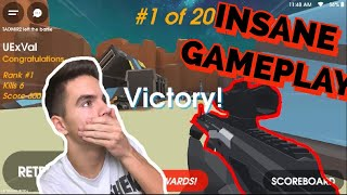 THIS GAME IS THE NEW FORTNITE Danger Close
