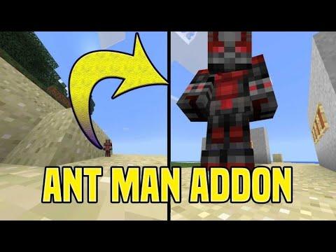 Minecraft (ant Man)