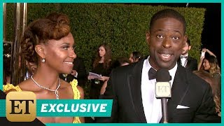 Emmys 2017: 'This Is Us' Star Sterling K. Brown Says It's 'Crazy' People Think He's Sexy
