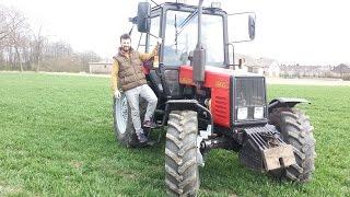 Rolnik Szuka... Traktora - Belarus 920.2 ||2 (Walk Around / Prezentacja)