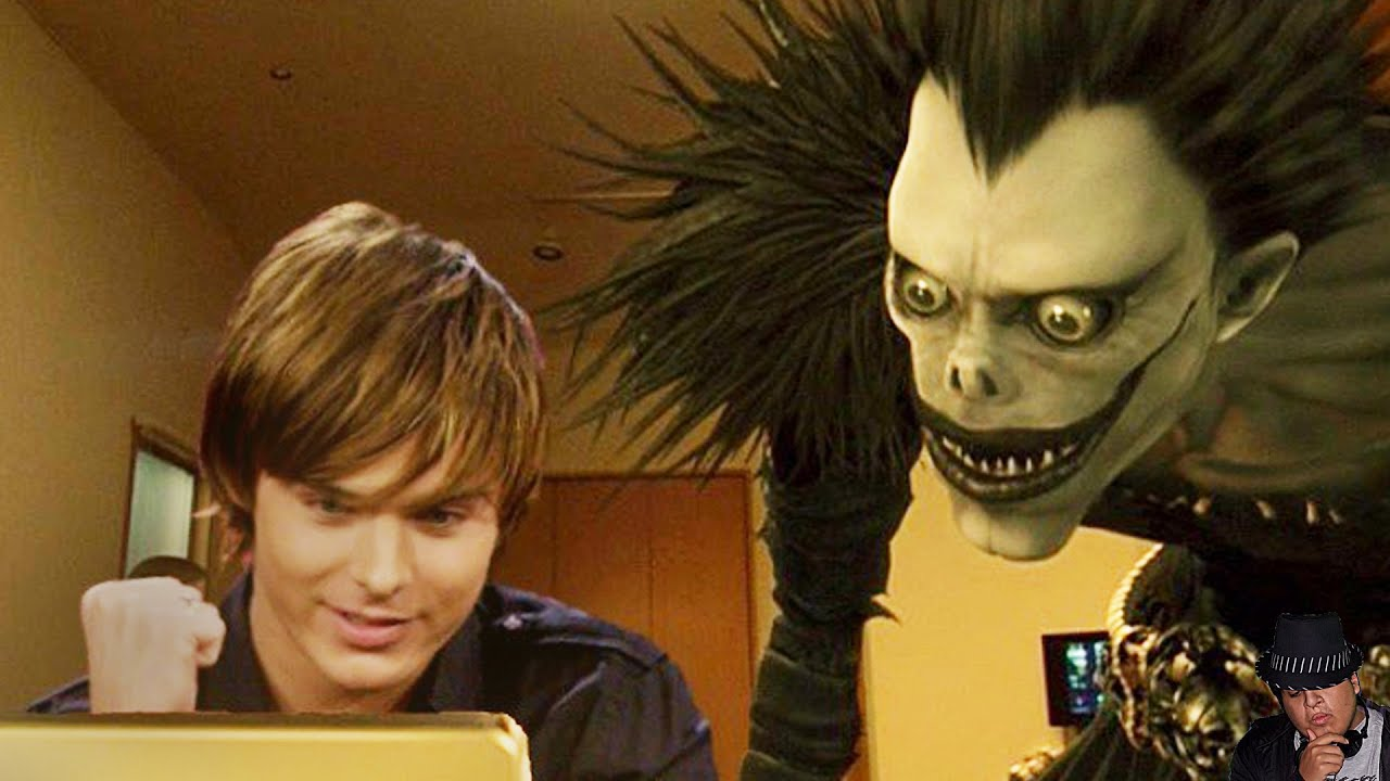 Interactive Anime Wallpaper Death Note Live Action Warner Bros Movie Confirmed Youtube