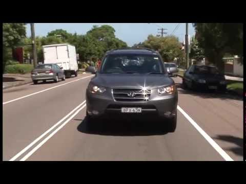 Hyundai Santa Fe 2009 | Hyundai's Family Friendly Diesel | SUV | Drive.com.au