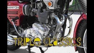 Triple Classic Bikes !!!