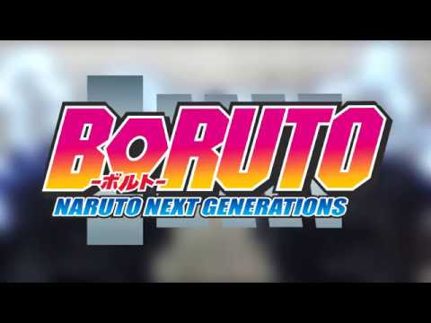 [AMV] Boruto OP Asian Kung fu Generation - Blood Circulation v1
