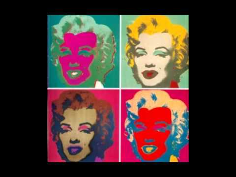 Pop Culture And Andy Warhol 3.4.5