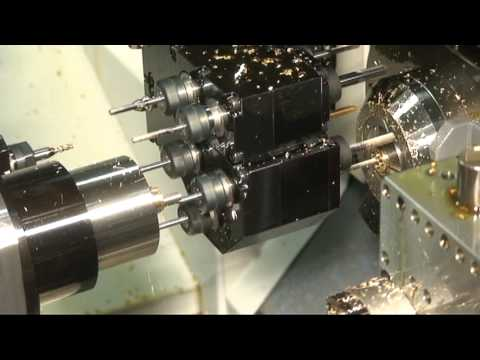 Citizen L20X Swiss Lathe
