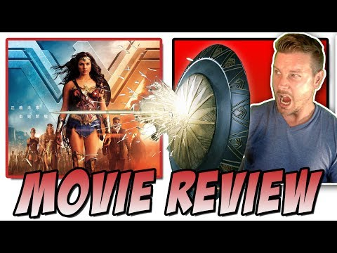Wonder Woman (2017) - Movie Review (DCEU Film from Patty Jenkins)