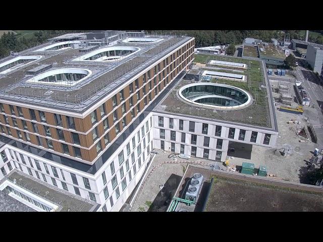 KSB Baustellen-Webcam