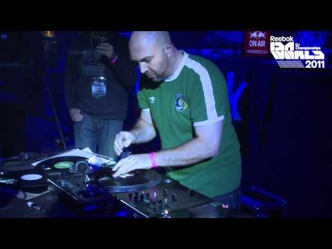 DJ LOOP SKYWALKER  IDA 2011 Technical Category Eliminations