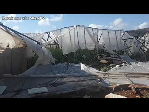 Ολοκληρωτική καταστροφή σε Κουντούρα - Λαφονήσι