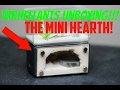 TarHeelAnts Unboxing: The Mini Hearth!