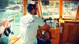 Turkey Summer Holiday Vlog 7 - I'm On A Boat, Turkish Coffee, Live Music