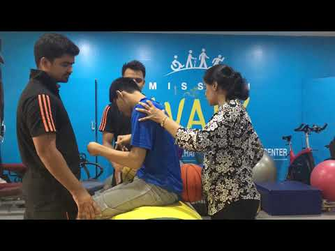 Advanced physical therapy and Rehabilitation center in Hyderabad