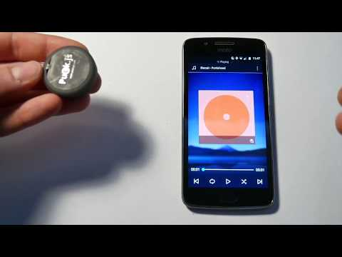 DIY Hands-free music control with Puck.js