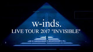 "DVD / Blu-ray 「w-inds. LIVE TOUR 2017 ""INVISIBLE""」 2017.11.29 Rel..."