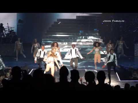 Jennifer Lopez (All I Have) Las Vegas Concert