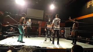 Mondo Rox vs. Funnybone vs. Owen Travers vs Suede Thompson