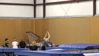 TnT South Texas State Champion Lv 8 Trampoline