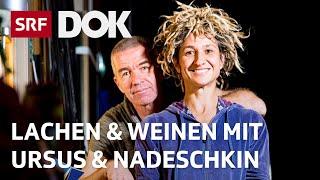 Ursus & Nadeschkin – Das Schweizer Comedy-Duo auf der Bühne und hinter den Kulissen | Doku | SRF DOK