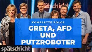 Spätschicht vom 13.09.2019 mit Florian, Lisa, Herr Schröder, Michael & Michael und Anka