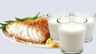 Доктор Орлов. Вредные сочетания продуктов. Рыба с молоком.
