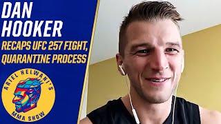 Dan Hooker looks back at Michael Chandler fight, describes NZ quarantine process   ESPN MMA