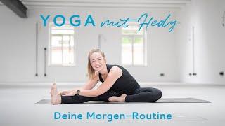 Yoga Morgen Routine