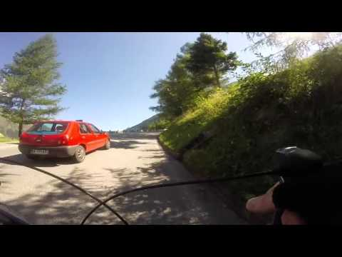 Cycling - Grossglockner ascent - middle third
